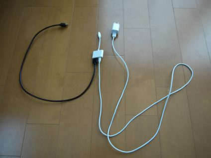 HDMIコネクタの接続